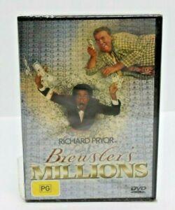 Brewster's Millions (Richard Pryor ) Brewsters Millions Region 4 DVD Brand new