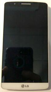 LG G3 D850 8GB Black (AT&T) Smartphone PARTS REPAIR No Power