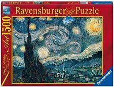 RAVENSBURGER 16207 VAN GOGH NOCHE ESTRELLADA PUZZLE 1500 PIEZAS PIECES JIGSAW