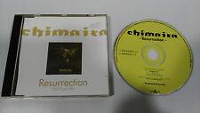 CHIMAIRA RESURRECTION CLUB PROMO CD 2 TRACKS PROMOTIONAL