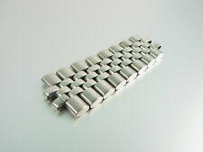 ROLEX Jubilee Oval Jubile Armband Segment Ersatz Glieder bracelet section steel