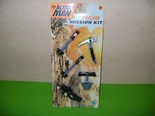ACTION MAN KIT POLAR MISSION NEUF SOUS BLISTER-ACTION FIGURE