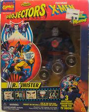 "1995 Toy Biz X-Men Mr. Sinister  Animated 8"" Projectors! NIB!"