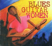 Blues Guitar Women - 2CDs - NEU - Lara Price Band