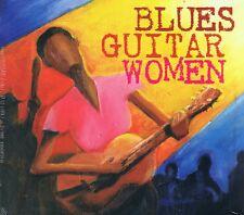 Blues Guitar Women - 2 CDs - NEU Tracy Conover Alice Stuart Sue Foley Etta Baker