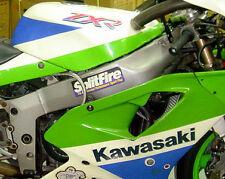 KAWASAKI ZXR750 ZXR750R Carenado Carenado calcomanías de ZXR750K1 X 2