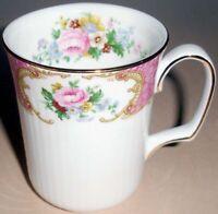Royal Albert Lady Carlyle Beaker Mug Floral Bone China New
