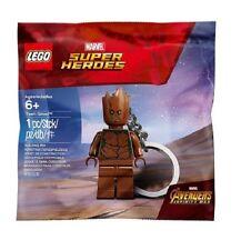 Lego adolescente Groot llavero - Avengers infinito Guerra