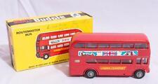 Vintage Budgie London Transport Routemaster Double Decker Bus w/ Box jds
