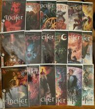 SANDMAN UNIVERSE: Lucifer & Hellblazer (2018) *LOT OF 25 COMICS* 1st Print VF/NM
