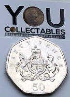 2013 50p Fifty Pence Coin Christopher Ironside -  FREE Delivery - RARE