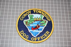 Convoy Township Ohio Dog Officer Patch (S03-1)