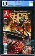 GHOST RIDER #1 NOW - FIRST PRINT - CGC 9.8 - SOLD OUT - MARVEL COMICS - RELAUNCH