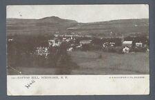 Vintage Postcard 100-Dayton Hill, Schoharie, N.Y. Posted 1912
