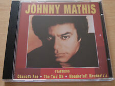 JOHNNY MATHIS - SUPER HITS CD Album, EX Disc, New Jewel Case