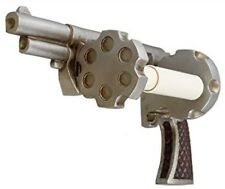 Pistol / Revolver Toilet Paper Holder - Western Gun Cowboy Bathroom Decor New