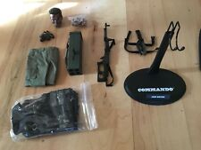 John Matrix Commando Hot Toys 1/6 Scale Parts Lot Schwarzenegger MMS276