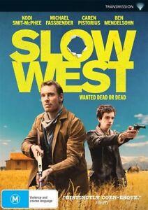 Slow West (DVD, 2015) Australian stock
