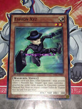 Carte YU GI OH ESPION XYZ JOTL-FR005 x 3