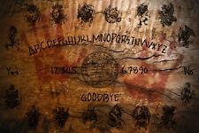 Ouija Board - Designer Board from OccultBoards & Planchette (Free Shipping)