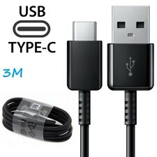 Genuine Samsung S8 S9 A8 Plus Note 9 Type C Cable Usb-c Fast Charger Sync Lead