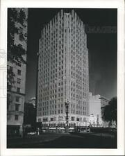 1960 Press Photo American Investors Life Insurance Co. Building in Houston, TX