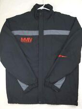 NIKE Mens Zip Up Lightweight Windbreaker Track Jacket MMIV/2004 Size Large