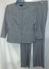 Women's Ann Taylor Career Business Special Occasion Pant Suit Size 6