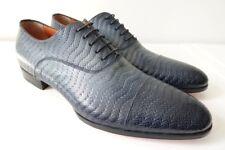 SANTONI Schuhe Herrenschuhe Businessschuhe - GR. 8,5 (42,5) - NEU/ORIG. - SONDER