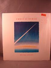 LP CHRIS DE BURGH FLYING COLOURS 1988 USED VINYL RECORD ALBUM A&M SP 5224 PROMO
