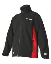 Daiwa Softshell Jacket Black / Red size EXTRA  large   DSSJBR-XL RRP£59.99