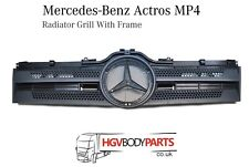 Mercedes Actros MP4 Upper Grille With Frame