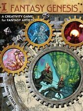 Fantasy Genesis: Creativity Game for Fantasy Artists by Chuck Lukacs