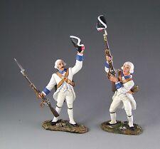 1/30 Luisiana Regiment, Siege of Pensacola 1781 by Artsoldier Miniatures