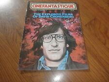 Cinefantastique Magazine_DAVID CRONENBERG-VERY FINE-1981