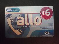 GREECE xr439 03/13 22000pcs Allo card GRIECHENLAND GRECE GRECIA GRIEKENLAND CARD