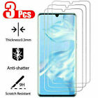 3 PCS For Huawei P40 P30 P20 Lite Mate 20 Tempered Glass HD Screen Protector