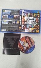 Grand Theft Auto V 5 GTA V Five Sony PlayStation 4 PS4