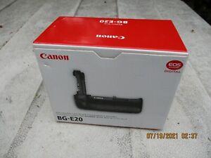 Canon BG-E20 Battery Grip for EOS DSLR camera