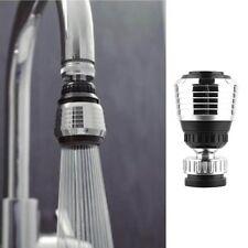 360° Rotation Robinet Diffuser Buse Pivotant Économie Filtre D'eau Bec Aérateur