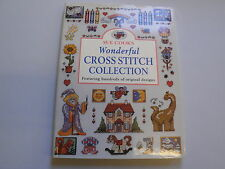 Sue Cook's Wonderful cross stitch collection Livre