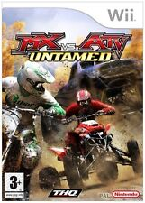 Mx vs atv: untamed wii