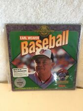 Earl Weaver Baseball*Commodore 64/128***Tested & Works***FREE SHIPPING***