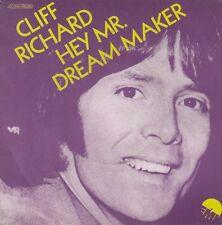 """45 T SP CLIFF RICHARD   """"HEY MR. DREAM MAKER"""""""