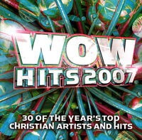 Various Artists - Wow Hits 2007 [2CD] 2006 Word | EMI [SPD 67196] ** NEW **