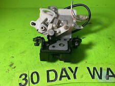 2007-2012 MAZDA CX7 REAR LIFTGATE LATCH LOCK ACTUATOR OEM