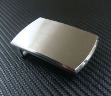 "Heavy Duty Stainless Steel Belt Buckle Men's Belt Buckles for 1.5"" / 38mm Belt"
