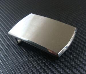 """Heavy Duty Stainless Steel Belt Buckle Men's Belt Buckles for 1.5"""" / 38mm Belt"""