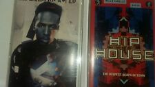 HIP HOUSE/LIL LOUIS THE WORLD CASSETTE ALBUMS