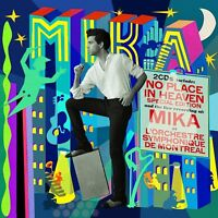 MIKA - NO PLACE IN HEAVEN (REPACK) 2 CD NEW